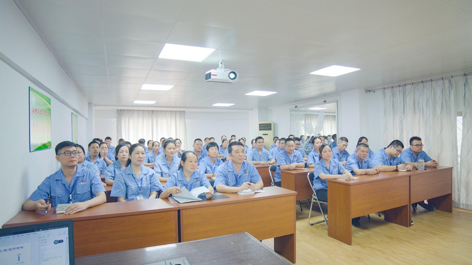 员工培训室 Staff training room